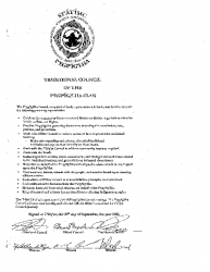 3 Councils Signed Mandates