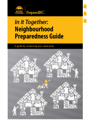 In It Together: Neighbourhood Preparedness Guide
