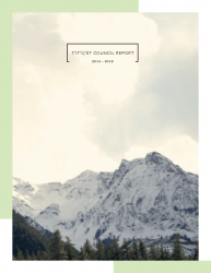 Tit'qet Council Report 2014-18